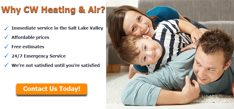 Why CW Heating & Air